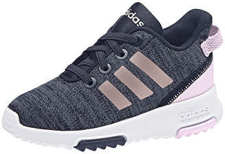 adidas Cf Racer Toddler Girls Running Shoes Lace-up