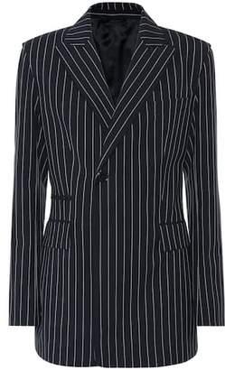 Acne Studios Jezzy pinstriped blazer