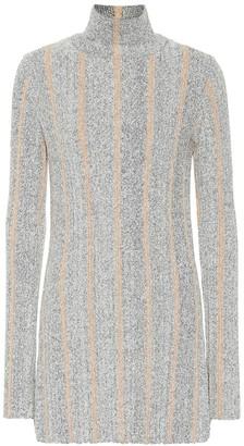 Jil Sander Striped wool-blend sweater