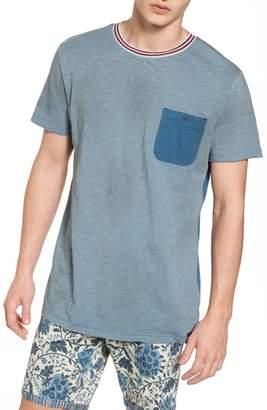 Scotch & Soda Contrast T-Shirt