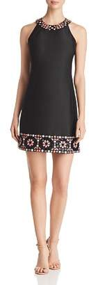 Kate Spade Mosaic Embellished Dress