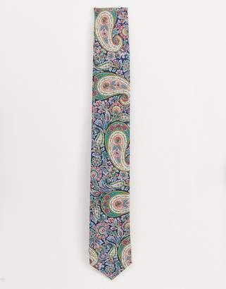 Gianni Feraud Liberty Print Lee Manor Cotton Tie