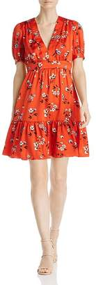 Jill Stuart Floral Mini Dress