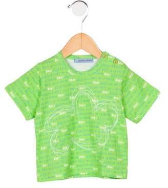 Agatha Ruiz De La Prada Boys' Graphic Print Shirt w/ Tags