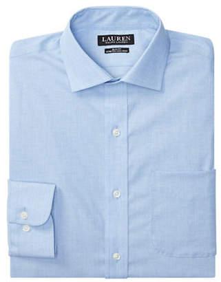 Ralph Lauren GREEN Slim-Fit Estate Dress Shirt