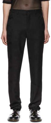 Comme des Garcons Black Camo Trousers