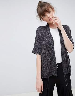 Ichi Short Sleeved Cardigan