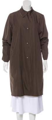 Max Mara Reversible Knee-Length Coat