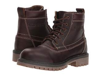 Old West Kids Boots Foreman (Little Kid/Big Kid)