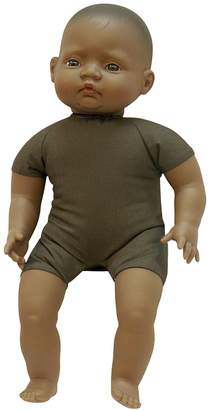 Miniland Latin American Soft Bodied Doll, 40 cm