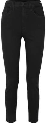 Mother The Diamond Swooner High-rise Skinny Jeans