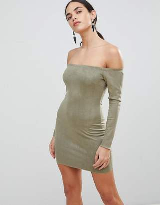 AX Paris Bodycon Bardot Dress