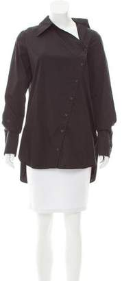 Kimberly Ovitz Button-Up Top w/ Tags