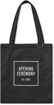 Opening Ceremony Logo Tote Bag
