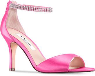 Nina Volanda Evening Dress Sandals Women Shoes