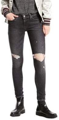 Levi's 711 Bandit Skinny Jeans
