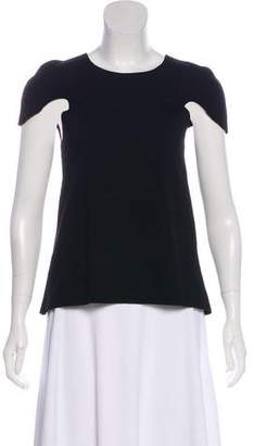 Ellery Cap Sleeve Top