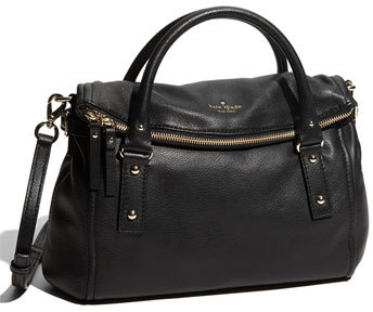 Kate Spade New York 'cobble Hill - Leslie Small' Leather Satchel