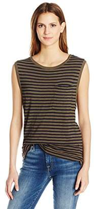 Splendid Women's French Stripe Tank