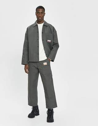 Timberland N. Hoolywood Canvas Jacket in Pewter Grey