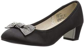 Stuart Weitzman Girls' Erica Bow Pump
