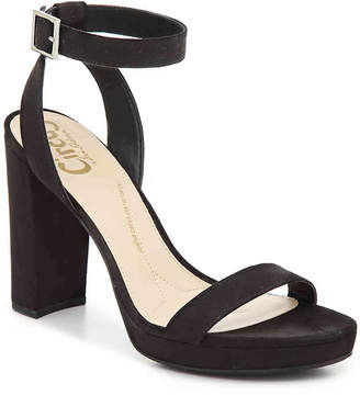73d9b4aec Sam Edelman Covered Platform Women s Sandals - ShopStyle