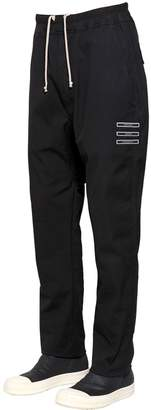 Rick Owens Drkshdw Patches Stretch Jersey Pants