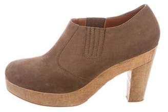 Rachel Comey Suede Ankle Boots