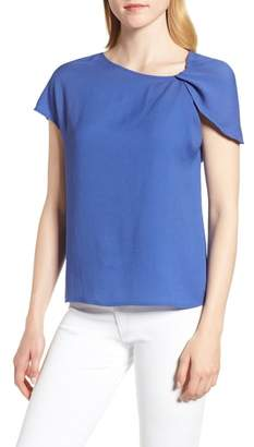 Trouve Asymmetrical Shoulder Top
