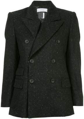 Facetasm x Woolmark double-breasted blazer