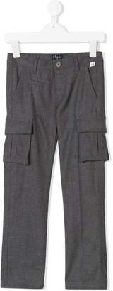 Il Gufo cargo pocket trousers