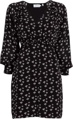 Tanya Taylor Poppy Print Kris Dress
