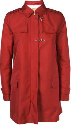 Fay Zipped Coat
