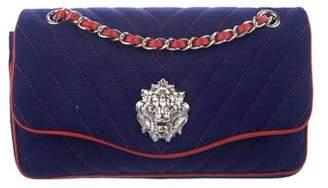 Chanel Leo Lion Jersey Flap Bag