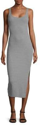 French Connection Sleeveless Bodycon Midi Dress