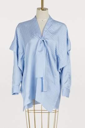 Maison Rabih Kayrouz Tied blouse