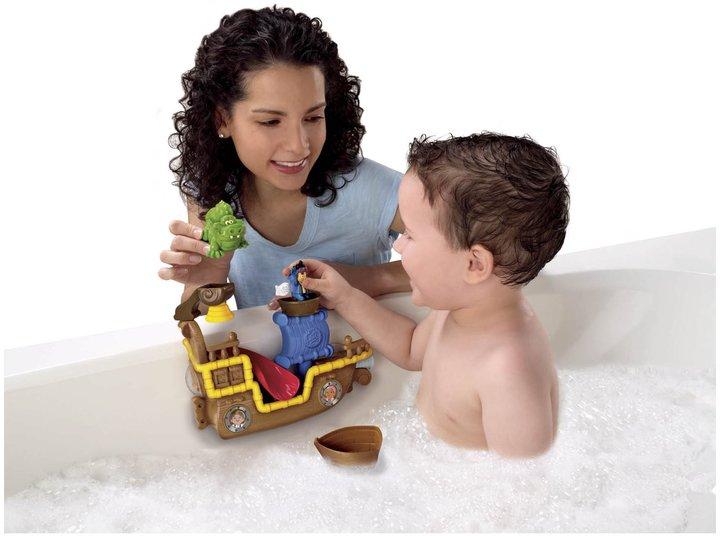 Fisher-Price Splashin Bucky Bath Toy