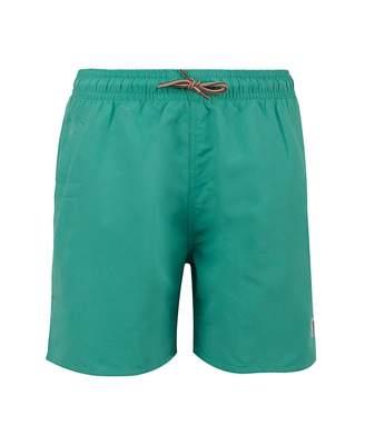 Paul Smith Titan Colour Change Swim Shorts Colour: GREEN, Size: Age 6