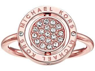Michael Kors Flip Glitz Ring Ring