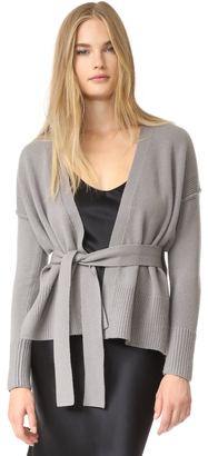 Brochu Walker Sade Cardigan $518 thestylecure.com