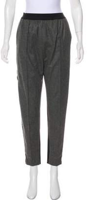 Celine Céline Wool High-Rise Pants w/ Tags Grey Céline Wool High-Rise Pants w/ Tags