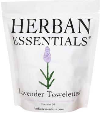 Herban Essentials Lavender Towelettes