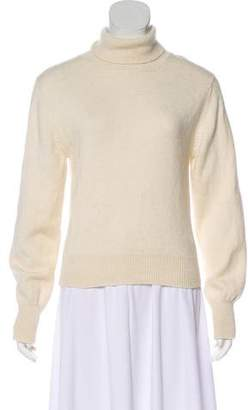 Mara Hoffman Merino Wool & Alpaca Blend Turtleneck Sweater