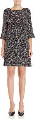 Rafaella Jersey Flounce Dress