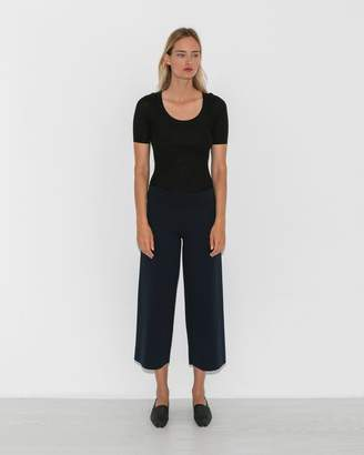 Nomia Midnight Cropped Culottes