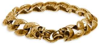 Artisan Metals Brass Link Bracelet