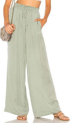 Bella Dahl Easy Pull On Wide Leg Pant