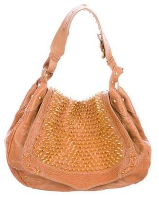 Rebecca Minkoff Moonstruck Studded Hobo Bag