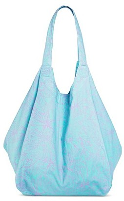 Mossimo Supply Co. Women's Oversized Packable Canvas Tote Handbag - Mossimo Supply Co $19.99 thestylecure.com