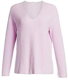 A.L.C. (エーエルシー) - A.L.C. Women's Sierra V-Neck Rib-Knit Sweater